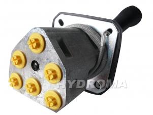 ovladač hydraulický - levý
