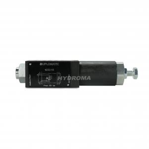 ventil redukční - nepřímo řízený, modulový