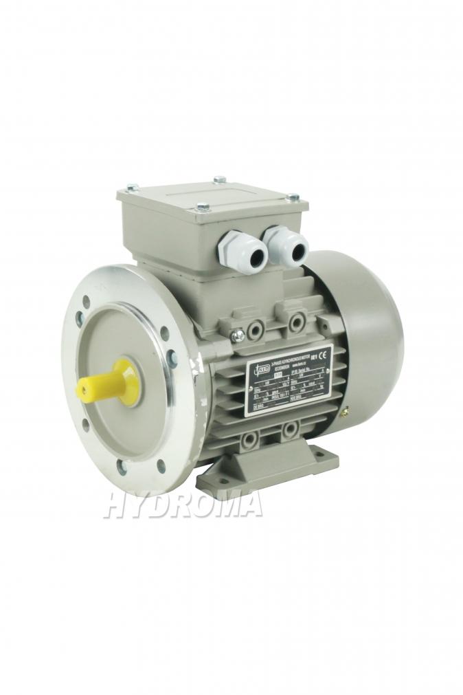 hydraulické připojení motoru