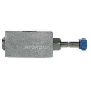 ventil-mezideska - s jedním solenoidovým ventilem 2/2