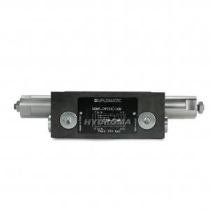 ventil škrtící - obousměrný, regulační, modulový