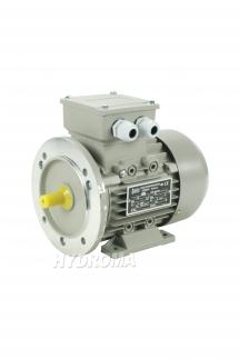 motor asynchronní patko-přírubový