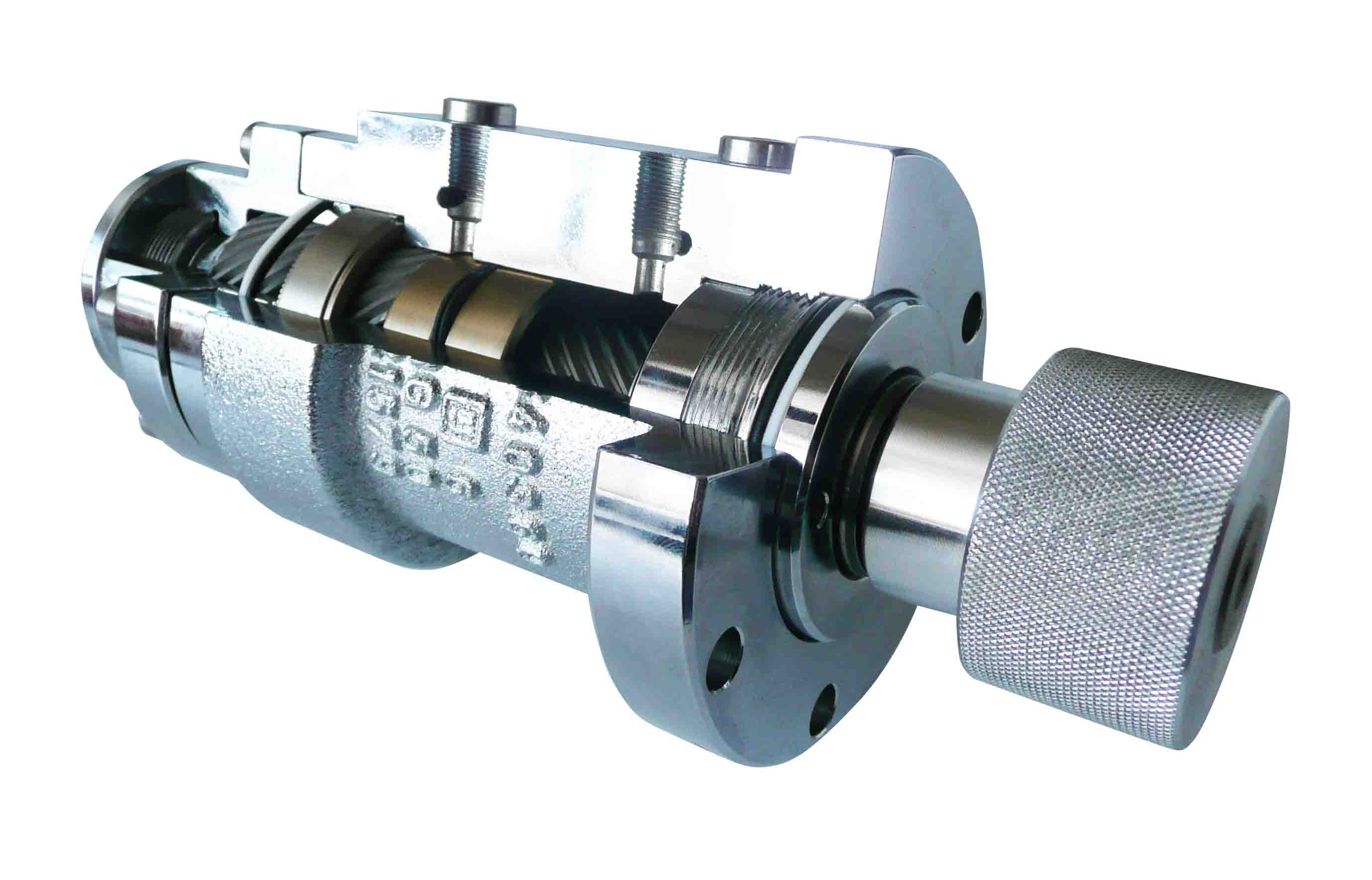 Hydraulic Rotary Actuator Rotator